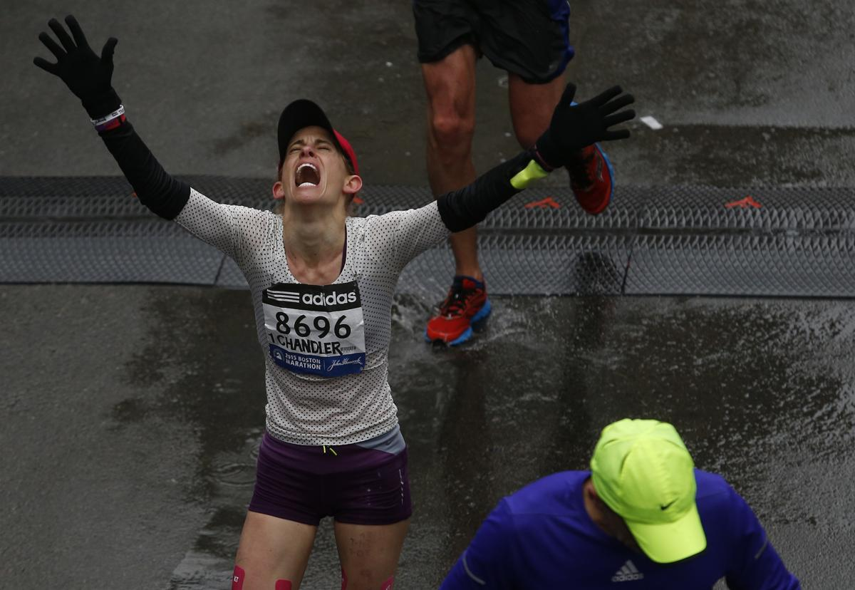 Boston marathon 2015 date