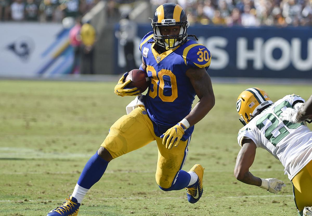 Savvy Move By Todd Gurley Left Packers Backers Smarting