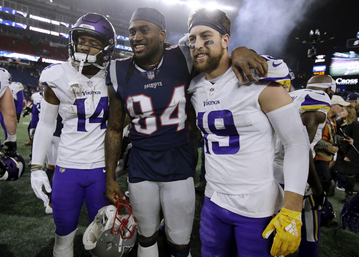 After departure of Cordarrelle Patterson, what's left for Patriots ...