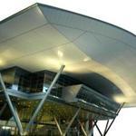 Boston Convention & Exhibition Center in South Boston.