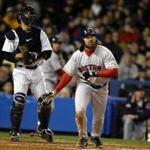 This grand slam by Johnny Damon in Game 7 of the ALCS helped the Red Sox bury the Yankees.