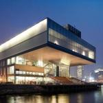 The Institute of Contemporary Art on the South Boston waterfront.