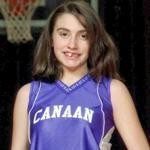 This 2010 file photo provided by the New Hampshire State Police shows Celina Cass of West Stewartstown, N.H., in a basketball team uniform in Canann, Vt.
