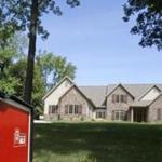A new home for sale in Pepper Pike, Ohio. Sales of new homes fell to a six-month low in August.