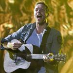 """Singer Chris Martin's voice stands out on the more intimate songs of Coldplay's """"Mylo Xyloto."""""""