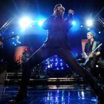 Duran Duran (shown performing in Las Vegas last month) played to a Citi Wang Theatre crowd of diehards.