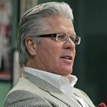 Clenching his fist perhaps to bolster his point, Pete Mackanin said he can be tough as a manager when that is needed.