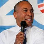 Governor Patrick spoke at the opening of the Portsmouth, N.H., headquarters of President Obama's re-election campaign on Saturday.
