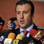 Tareck El Aissami, Venezuela's Interior and Justice Minister, talked today about the abduction of Wilson Ramos.