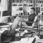 """Kurt Vonnegut became a darling of the left, but, according to biographer Charles Shields, he """"was less a radical than a reactionary."""