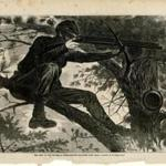 "Winslow Homer's ""The Army of the Potomac - A Sharpshooter on Picket Duty."""