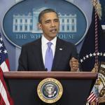 President Barack Obama was questioned about the Plan B pill decision during a White House press conference.