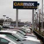 Carmax opened its first dealership in Massachusetts last month in North Attleborough.