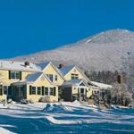 The Red Clover Inn is near Pico Peak (pictured) and Killington Resort.