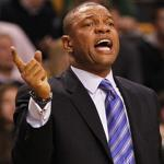 """We have to be in better shape,"" Doc Rivers said about his Celtics team."
