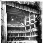 The Boston Opera House being demolished in 1958