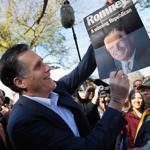 Mitt Romney has shifted tactics, attacking Newt Gingrich directly rather than leaving it to surrogates.