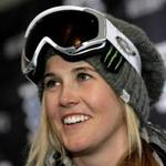 Sarah Burke was a four-time Winter X Games champion.