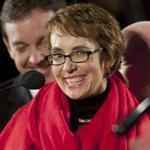 """I'm getting better. Every day my spirit is high,"" said Gabrielle Giffords."