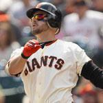 31-year-old Cody Ross batted .240 with 14 home runs and 52 RBIs for the San Francisco Giants last season while playing at least 22 games at every outfield position.