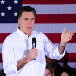 Mitt Romney held a campaign rally today in Grand Junction, Colo.
