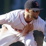 Dustin Pedroia and the Red Sox will look to bounce back after a season in which they finished third in the AL East.