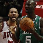 Kevin Garnett and the Celtics couldn't overcome Carlos Boozer and the Bulls.