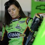 Danica Patrick may be a Sprint Cup rookie but she has shown she knows her way around a speedway and the media as she prepares for the Daytona 500.