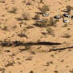 The crash in a remote desert was the fifth since March involving Marine aircraft in training in California.