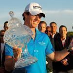 Rory McIlroy became the 16th player to be number one since the world ranking began in 1986.