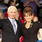 "Ed Harris is John McCain and Julianne Moore is Sarah Palin in HBO's ""Game Change.''"