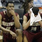 Boston College is 9-22, the most losses in school history.