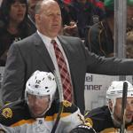 Claude Julien and the Bruins lost their fourth straight game on Thursday.
