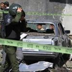 Syria explosions, Damascus targeted