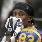 Former St. Louis Rams wide receiver Brandon Lloyd had made no secret of the fact that he wanted to play for the Patriots.