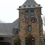 The Charles Street African Methodist Episcopal Church in Roxbury.