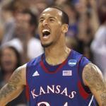 Kansas will face Ohio State on Saturday.