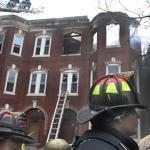 More than 140 firefighters responded to a blaze Sunday at 330 Chelsea St. in East Boston.