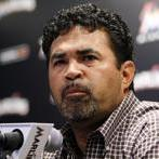 Marlins manager Ozzie Guillen apologized for his comments about Fidel Castro on Tuesday.