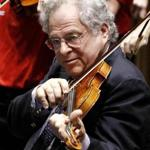 Itzhak Perlman will perform as both conductor and soloist.