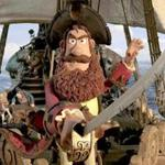 "Hugh Grant lends his voice to the Pirate Captain in ""The Pirates! Band of Misfits!"""