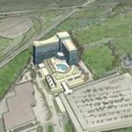 A rendering from the Mashpee Wampanoag Tribe for the proposed Taunton casino.