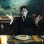 Johnny Depp as Barnabas Collins in