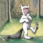"Max in his wolf suit in ""Where the Wild Things Are."""