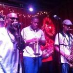 Members of the Rebirth Brass Band, which won a Grammy this year.