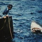 "The robo-shark, dubbed Bruce, ""became a personality in itself,"" said ""Jaws"" production designer Joe Alves."