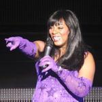 Donna Summer, pictured at Bank of America Pavilion in 2008. She died May 17 at age 63.