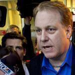 Curt Schilling's video game company laid off its entire staff Thursday.