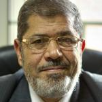 Muslim Brotherhood presidential candidate Mohammed Mursi (left and former prime minister and presidential candidate Ahmed Shafiq.