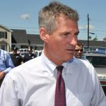 Senator Scott Brown voted for Wall Street overhaul, but emails suggest he sought a loose interpretation of a key rule.